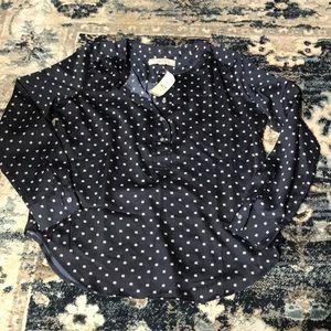 Loft blouse NWT SP